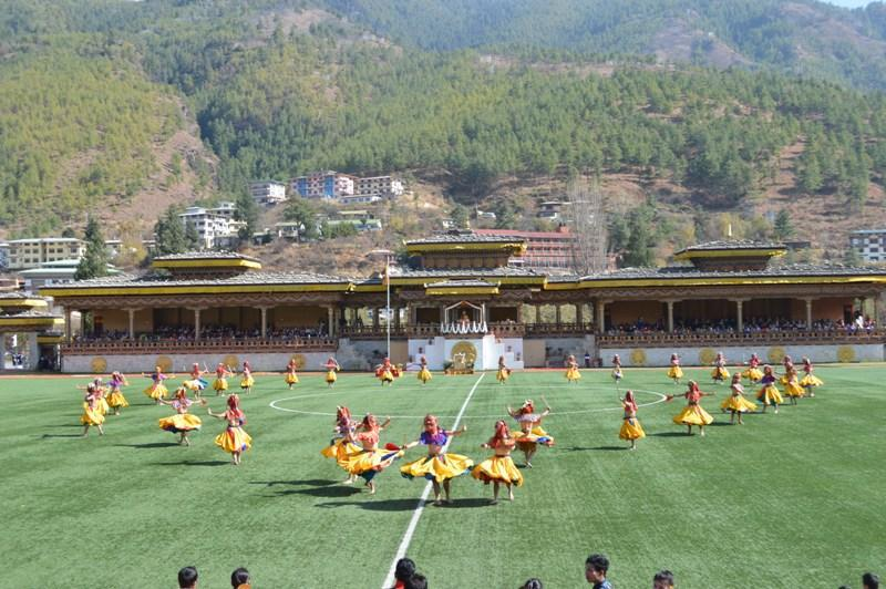 Bhutan Festival Dates 2018